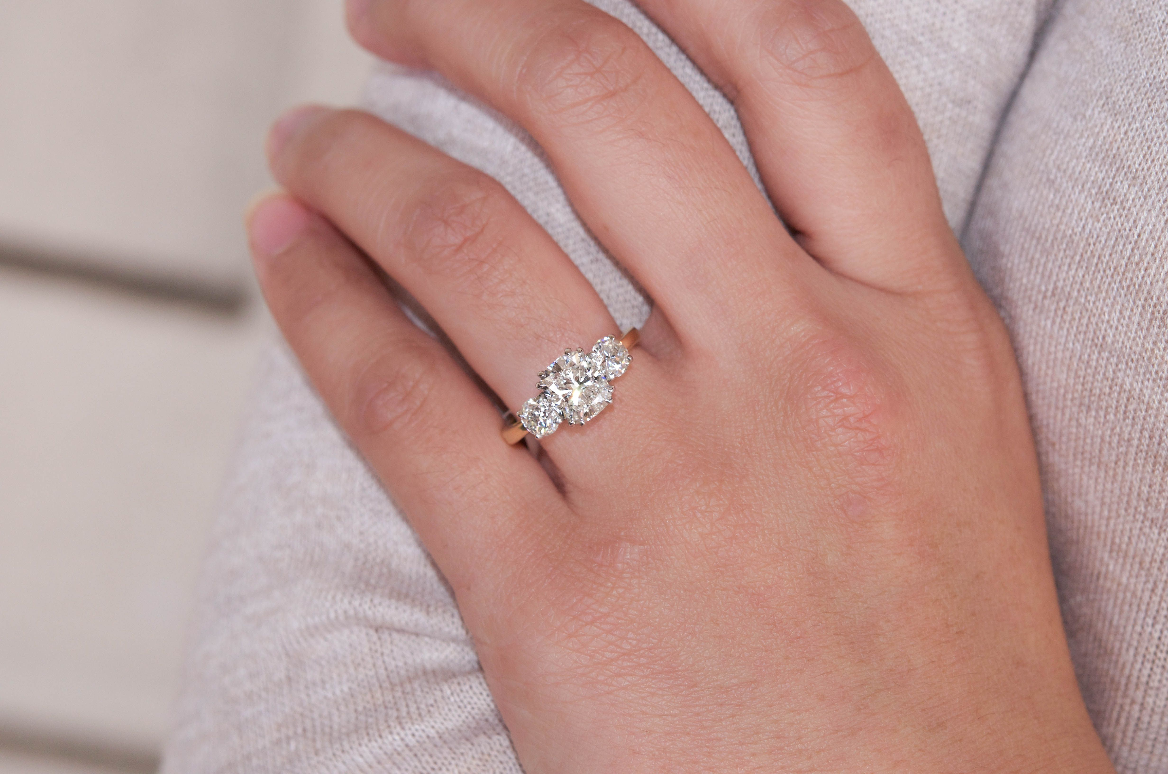 Atlanta Custom Jewelry | Pinterest | Engagement, Brown and Ring