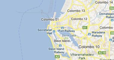 Find ip address map