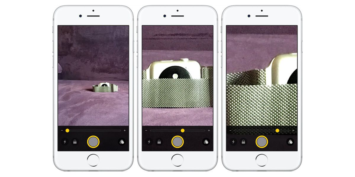 How to use your iphone as a magnifying glass in ios 10
