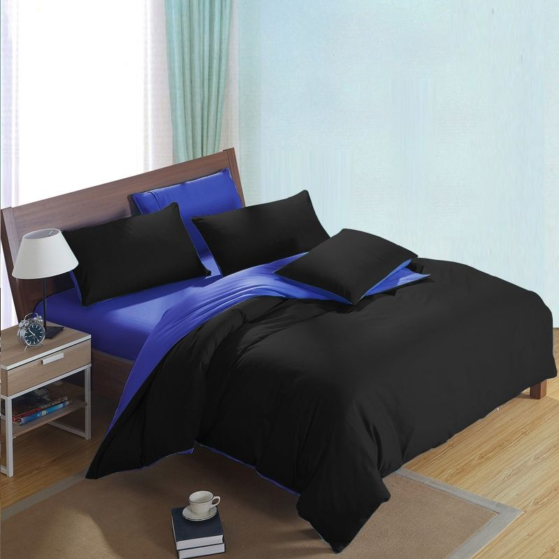 Best Solid Black And Navy Blue Masculine Style Boutique Soft 400 x 300