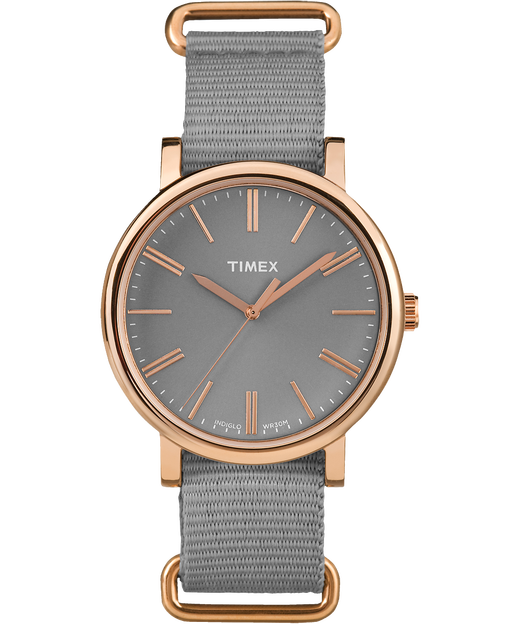 With a classic analog dial and bold unique straps, you can see for yourself why this look has stood the test of time.  It's Not Original Unless It's a Timex.® Timex