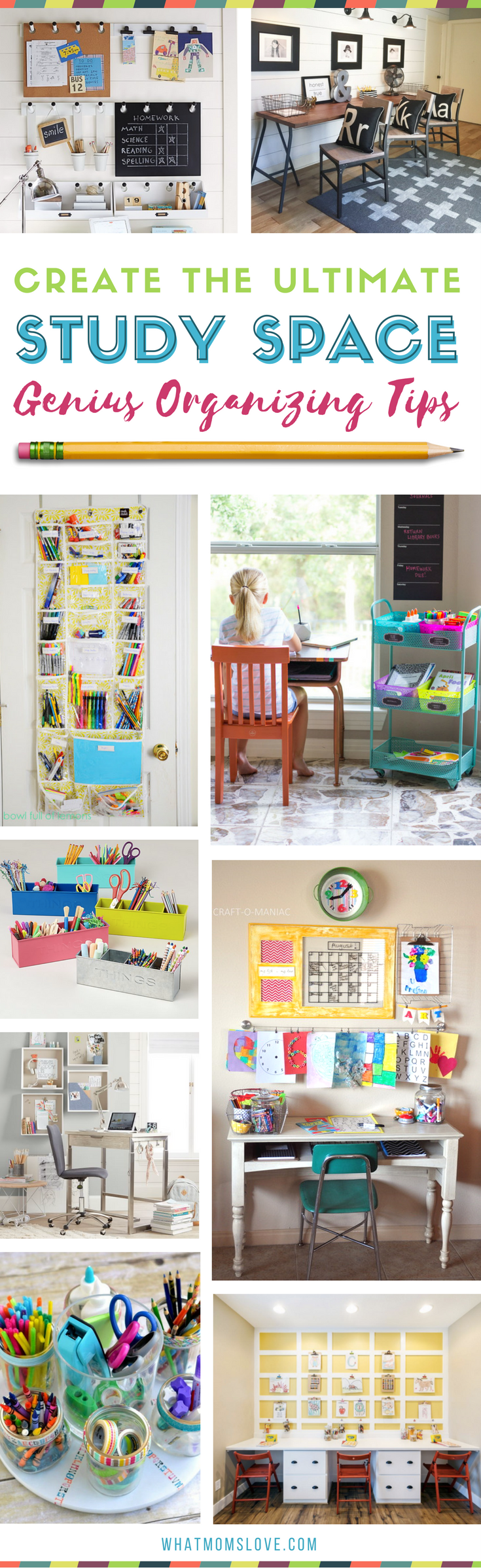 diy organization ideas for teens. How To Create A Homework Station For Kids | The Best Organization Ideas Making Diy Teens E