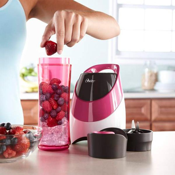 Must have for breakfast smoothies on the go.. Oster