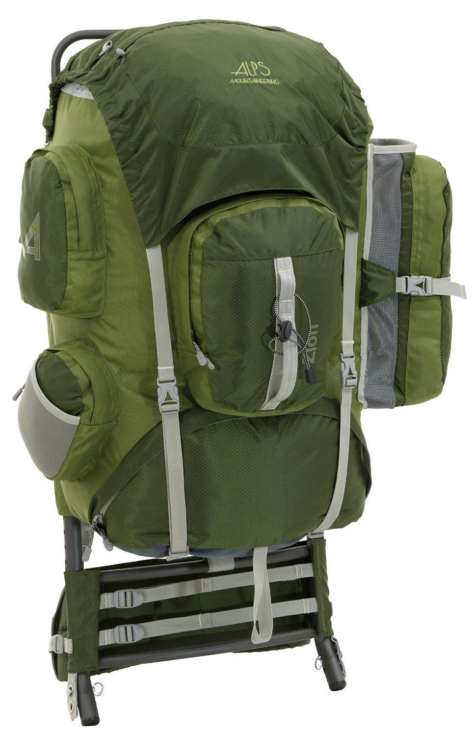 44d44384844 ALPS Mountaineering Zion External Frame Pack Sale 50%. Now only  93.95