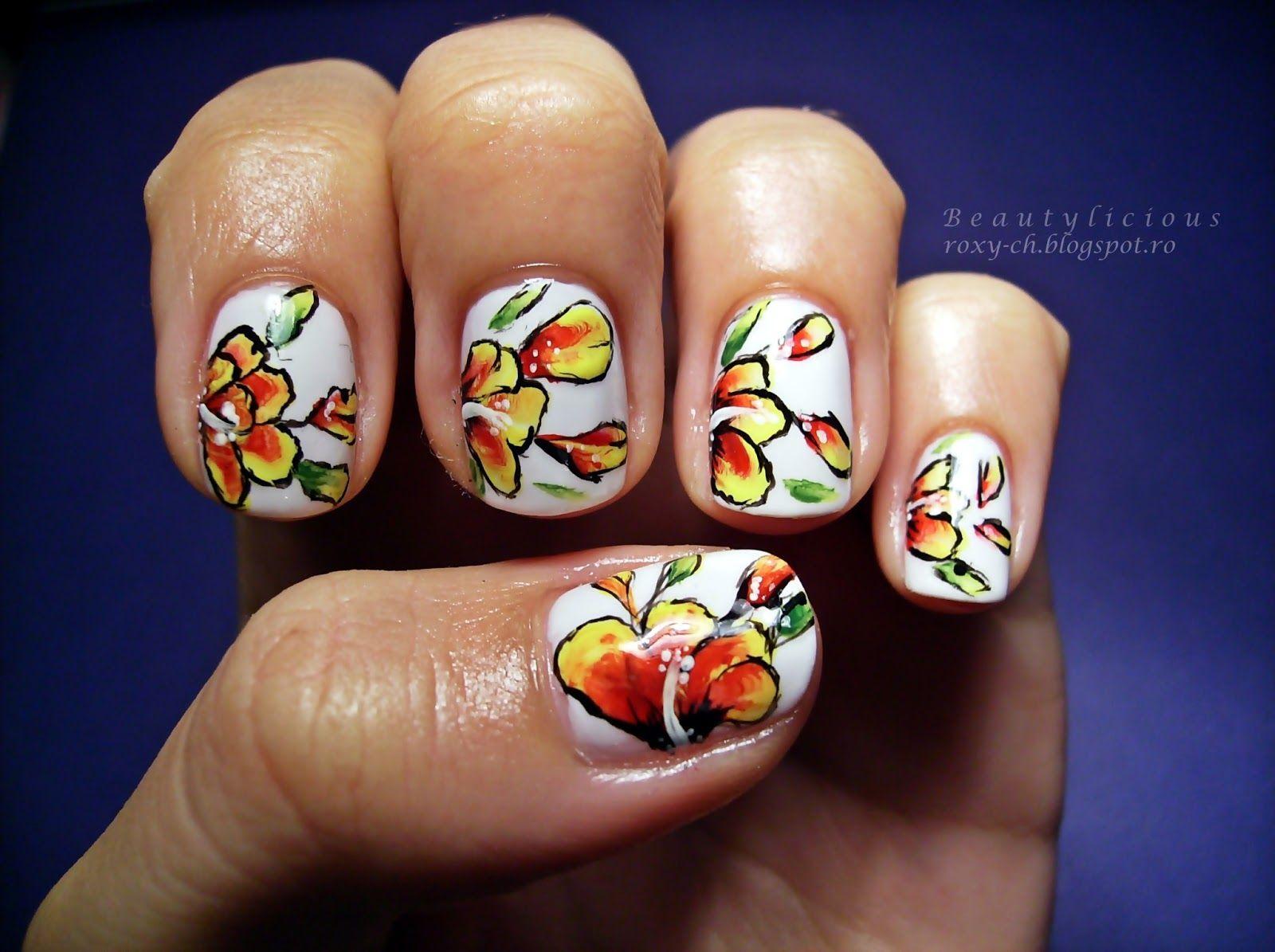Beautylicious:  #nail #nails #nailart