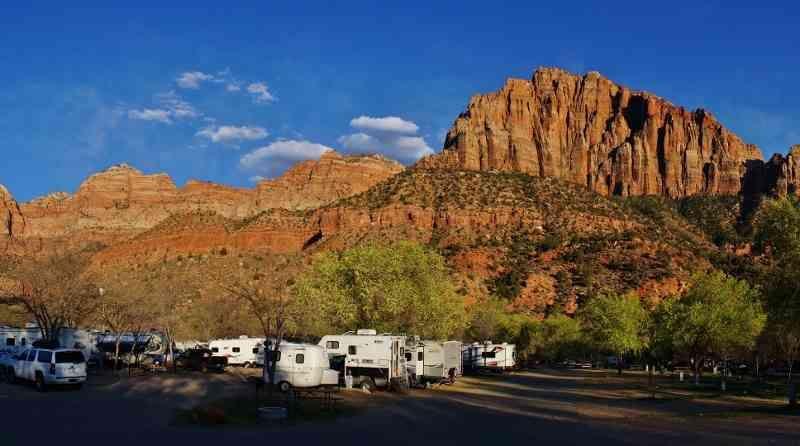 Rv Trip To Zion National Park In Utah Utah National Parks Zion National Park Utah National Parks