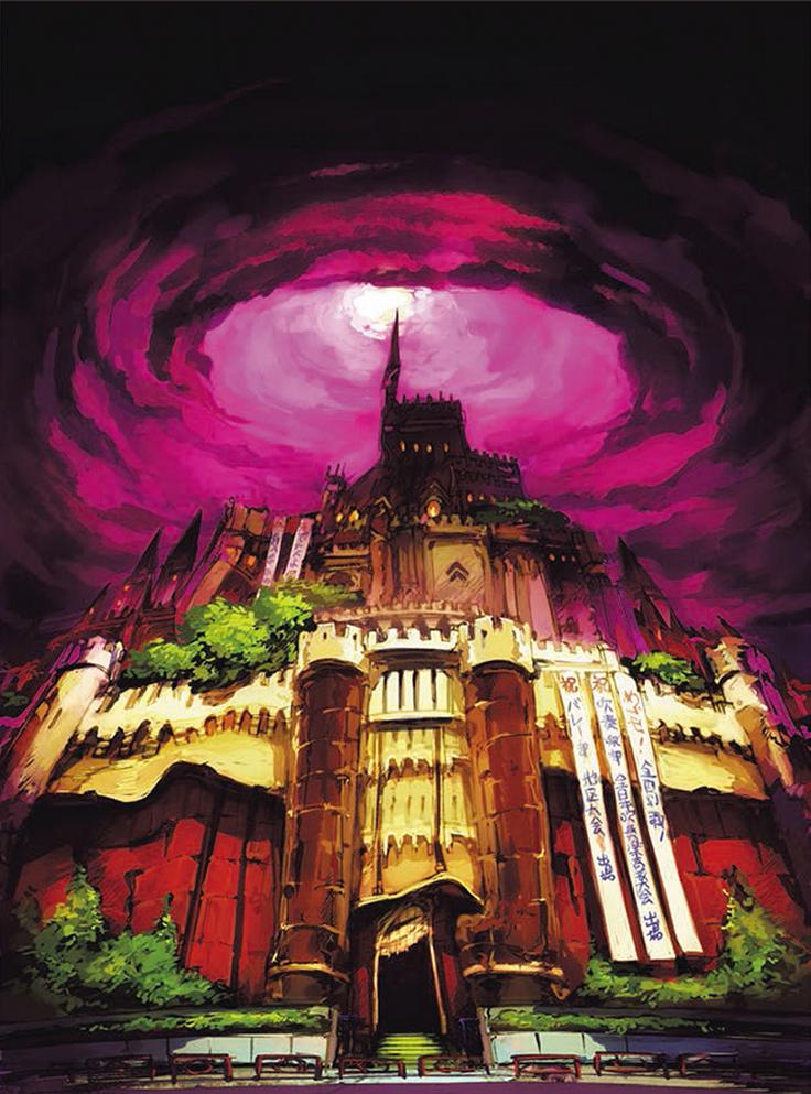 35+ Kamoshidas palace ideas in 2021