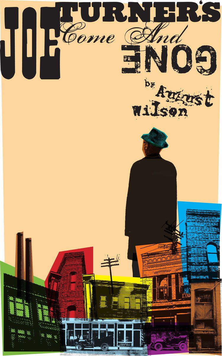 Poster for august wilsons play joe turners come and gone design poster for august wilsons play joe turners come and gone fandeluxe Choice Image