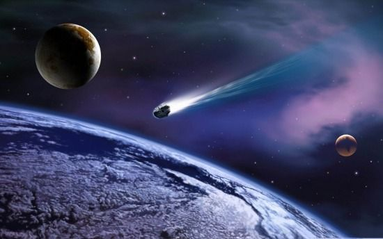 Panspermia Is Possible Researchers Say Meteoritos Origen Del Universo Extraterrestre