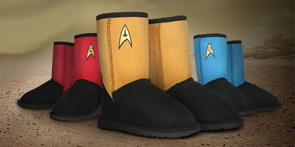 b062f038afa Star Trek Ugg Boots: Which style will you choose?   Clothes ...