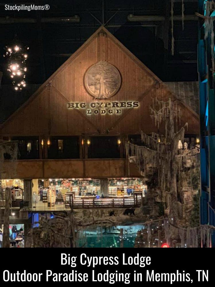 Big cypress lodge outdoor paradise lodging in memphis