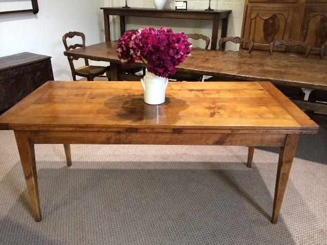 Antique Cherry Double Draw Leaf Table Antiuqe French Farmhouse Tables Double Draw Leaf Tabl Antique Dining Room Table French Farmhouse Table Draw Leaf Table