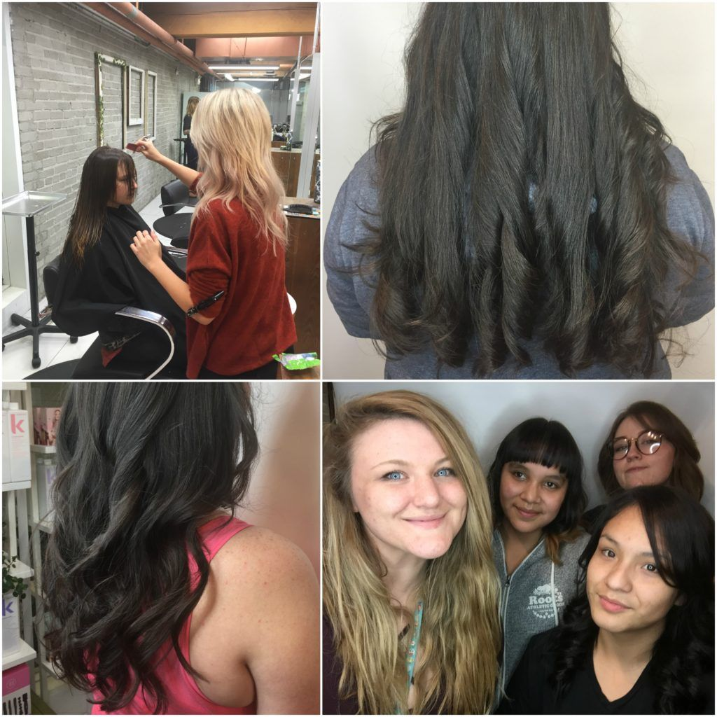 Going To Citrus Hair Salon Made Me Feel For At Least A Few Hours That Everything Was Okay Covenant House Vancouver Hair Salon Hair Long Hair Styles