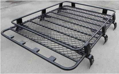 Luggage Rack Van Iron Pipe Images Offroad Roof Rack