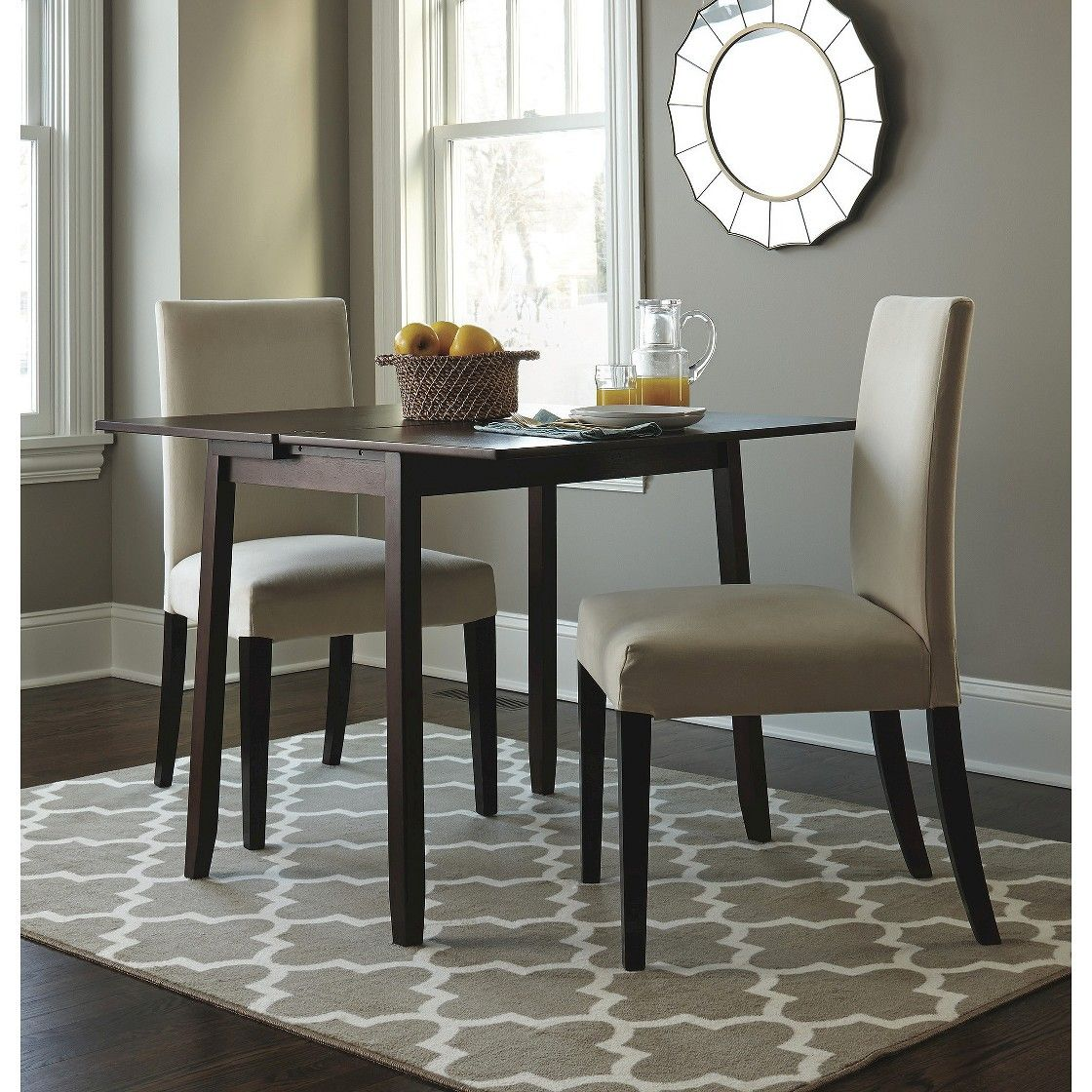 dining table with storage - threshold™ | table storage, storage and ps