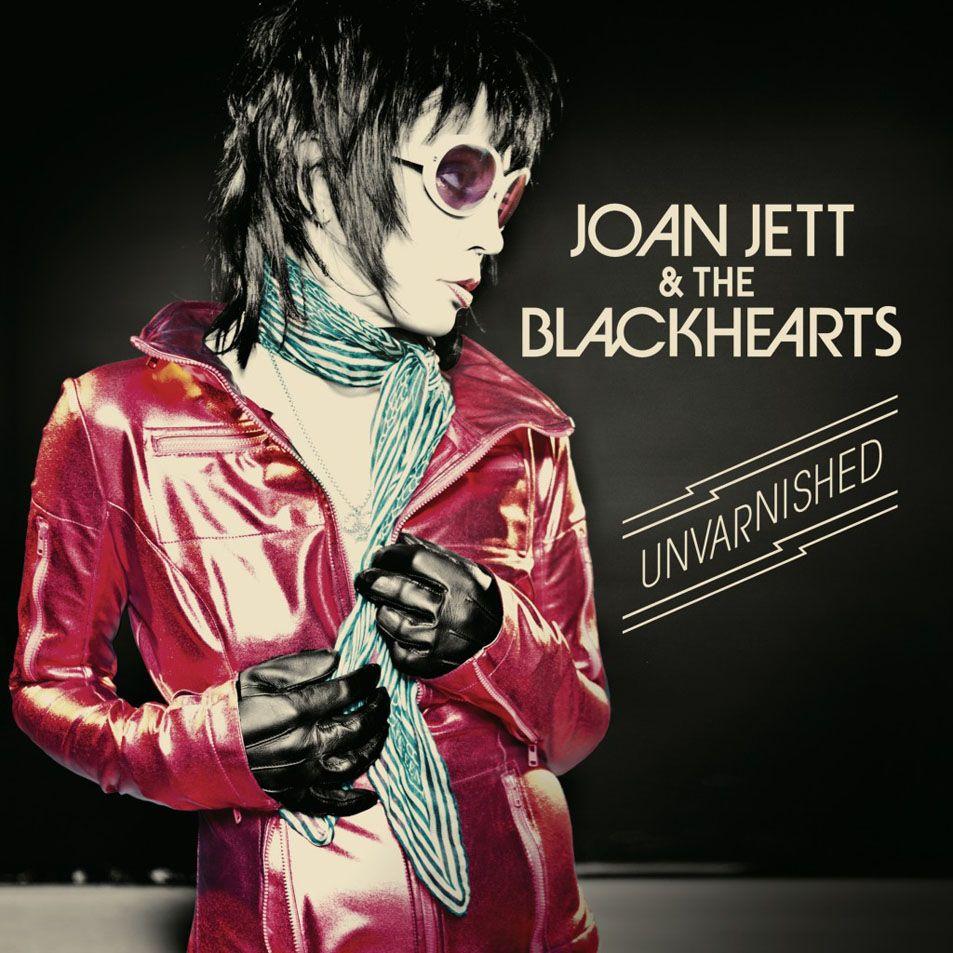 Caratula Frontal de Joan Jett
