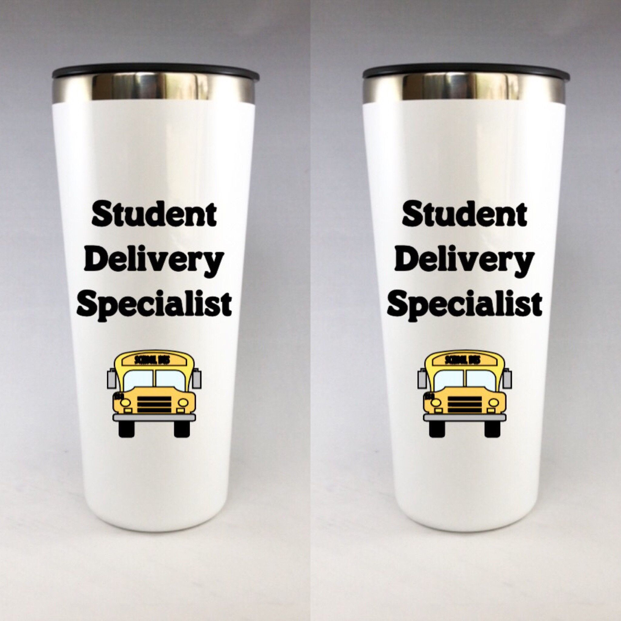 Bus Driver Gift Bus Driver Tumbler Student Delivery Etsy Bus Driver Gifts Bus Driver Appreciation School Bus Driver Gift Ideas
