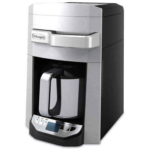 Delonghi Dcf6212ttc 12 Cup Programmable Thermal Carafe Front Fill Visit The Image Link More Details Drip Coffee Maker Coffee Maker Coffee Making Machine