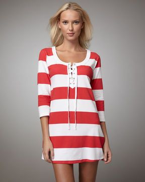 bc96475cd2 Tommy Bahama Striped Coverup on shopstyle.com | Womens Fashion ...