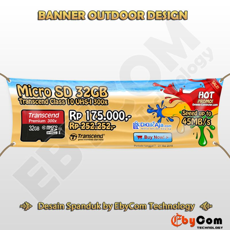 Desain Banner Rent Interpretomics Co