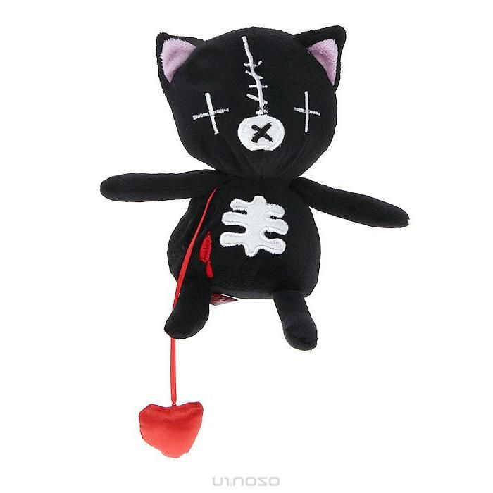 8b5fcb1725bb Мягкая игрушка Magic Bear Toys Кот живое сердце, 20 см   Любимое ...
