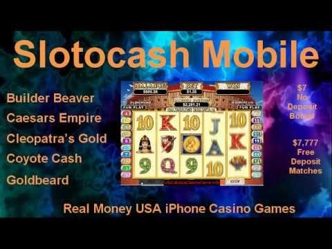 Slotocash Mobile No Deposit Bonus