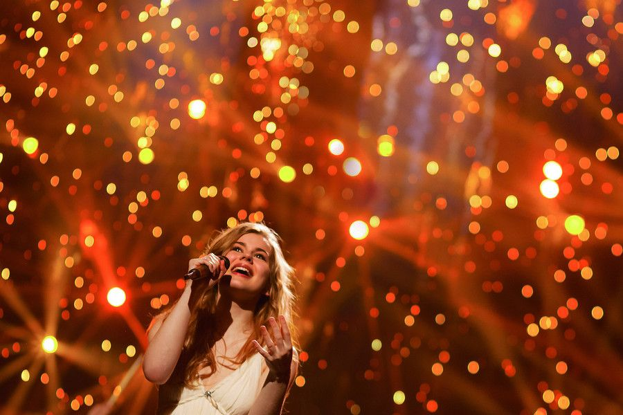 Eurovision Song Contest 2013 - Best of - Winner Emmelie de Forest by Dennis  Stachel on 500px