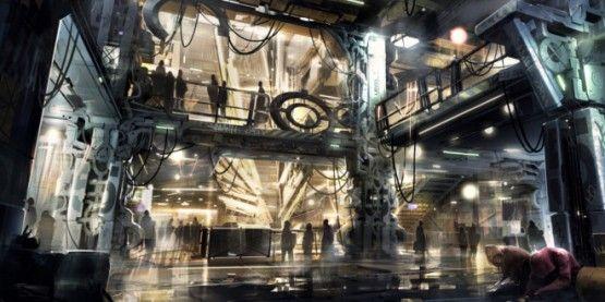 Deus Ex: Universe Announced, Confirmed for Next Gen - http://leviathyn.com/games/news/2013/10/02/deus-ex-universe-announced-confirmed-next-gen/