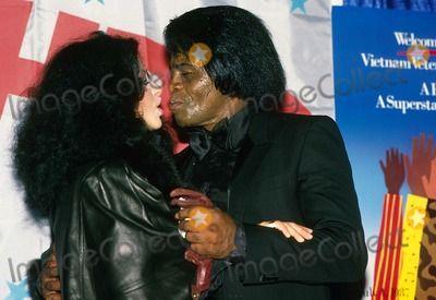 James Brown Wives