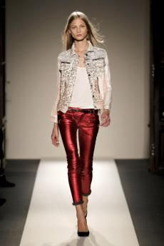 Collection BALMAIN Femme S/S 2011 by Christophe Decarnin