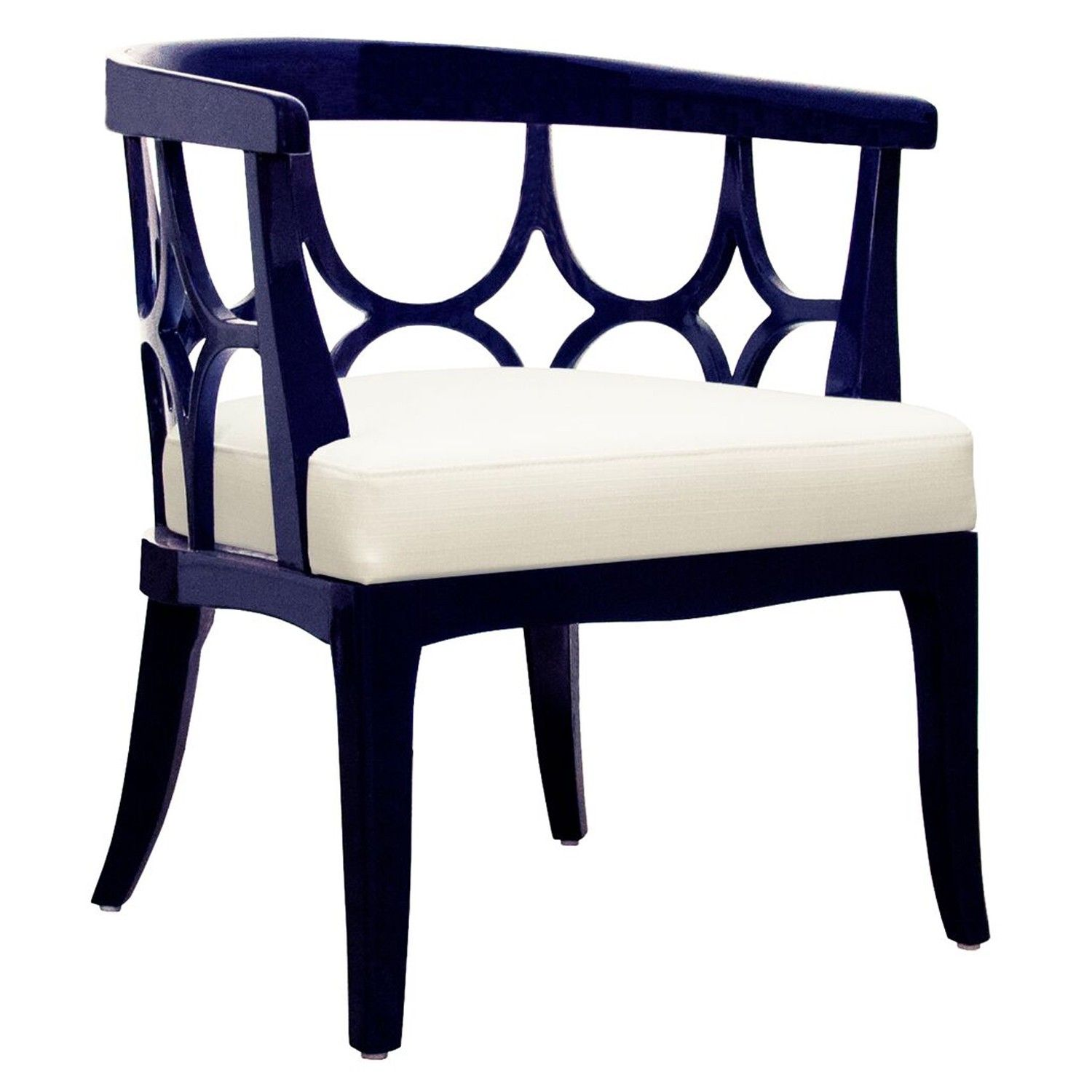 world away furniture. Information: Worlds Away Campbell Lacquer Chair Features: World Presents The Barrel Back Lime Green, White Or Navy With Furniture