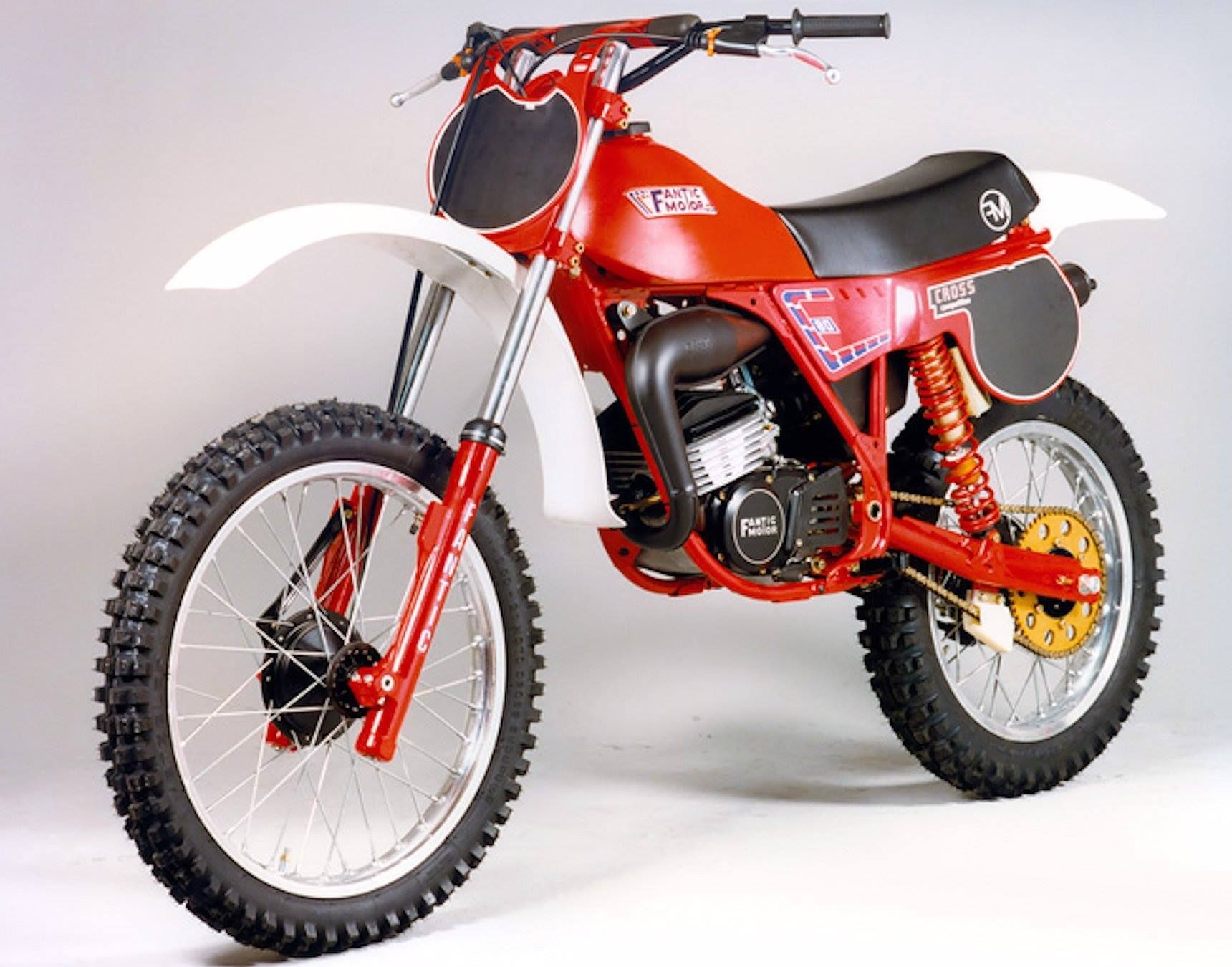 Pin By Patrick V On Fantic M C Vintage Motocross Dirt