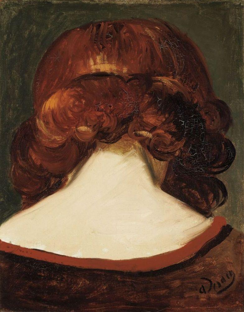 Andre Derain (18801954) Nuque de Femme, circa 1928 Bo