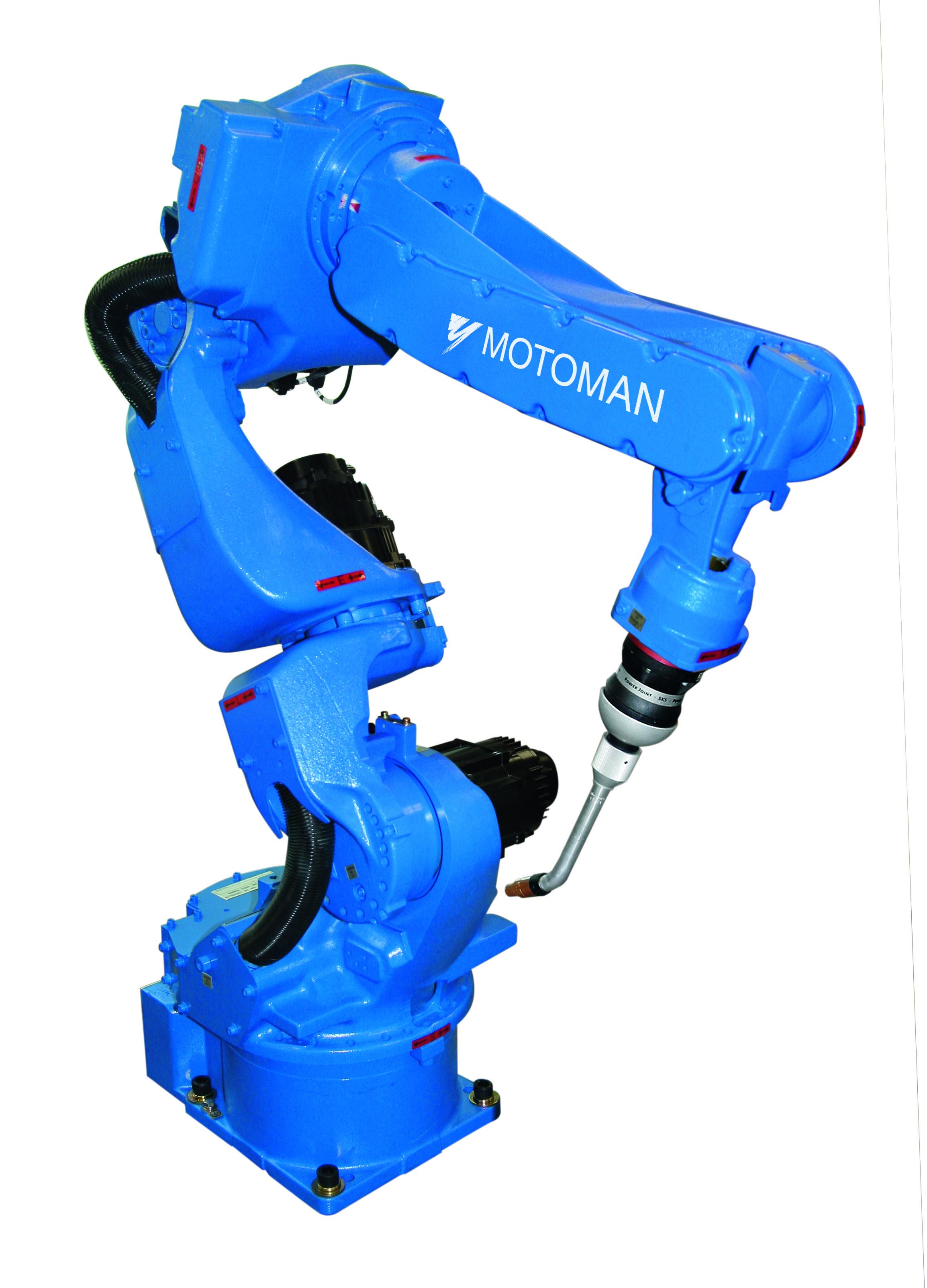 Industrial Robot Yaskawa Motoman VA1400 with 7 axis | Technology