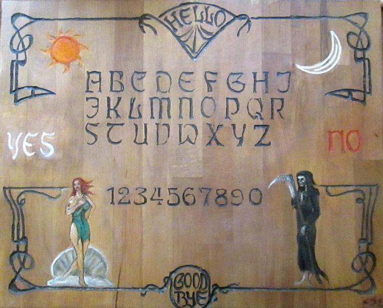 Hexenbrett kostenloses Hexen