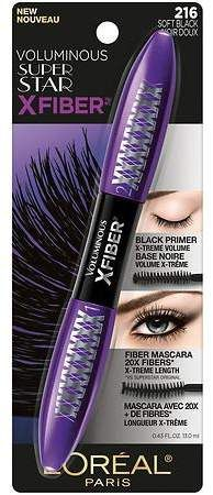24769063227 L'Oreal Voluminous X Fiber Mascara Loreal Mascara Voluminous, Volume Mascara,  Falsies,