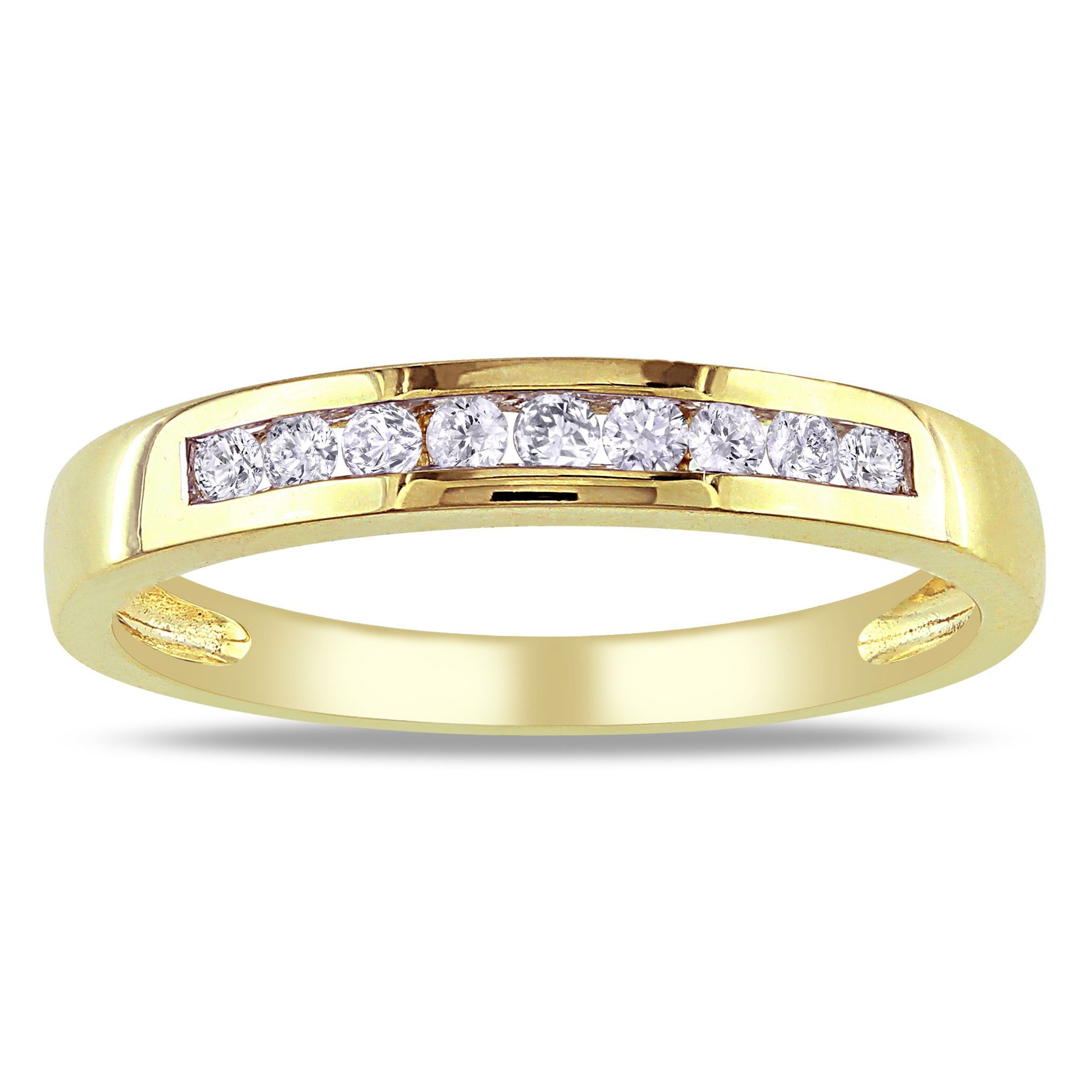 il diamond fullxfull baguette gold emerald stackable listing yellow white band rose deco art single wedding bands promise anniversary