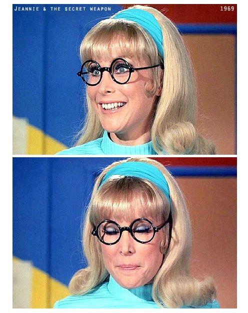 1969 I Dream of Jeannie, Barbara Eden