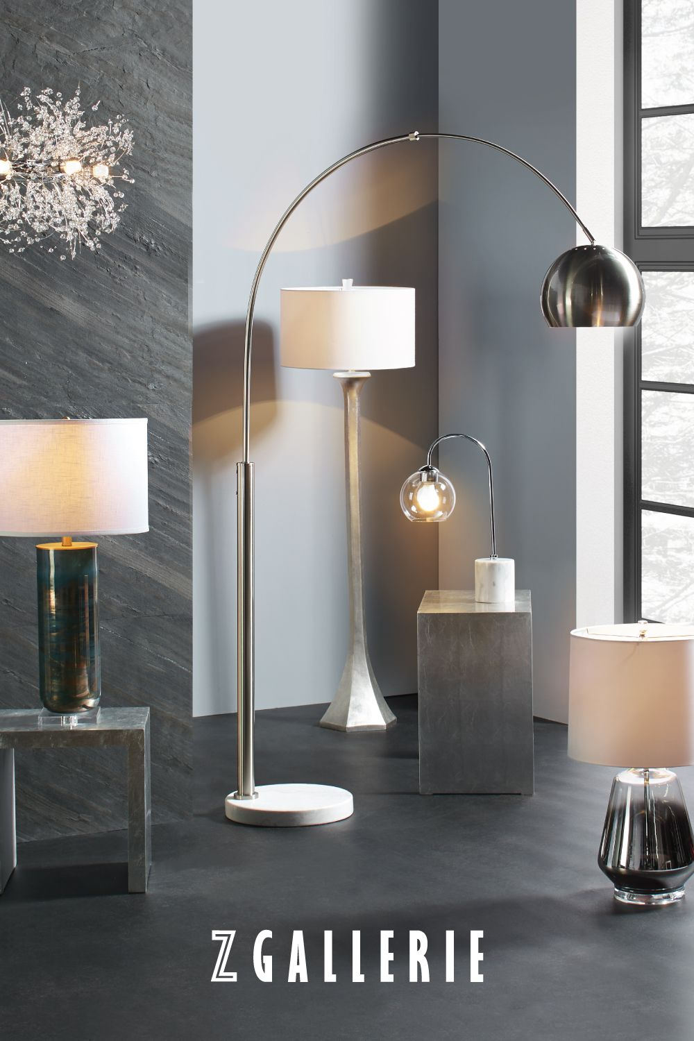 Suffuse your space with the elegant ambiance of Z Gallerie