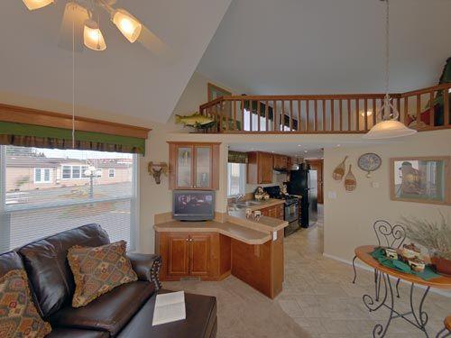 Manufactured U0026 Mobile Homes U2022 Oregon U0026 Washington Alpine Vista Photo  Gallery · Park Model ...