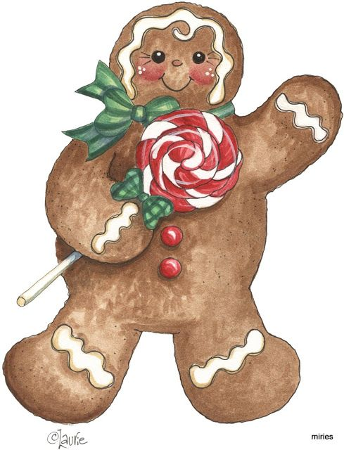 Giddy Gingerbread!