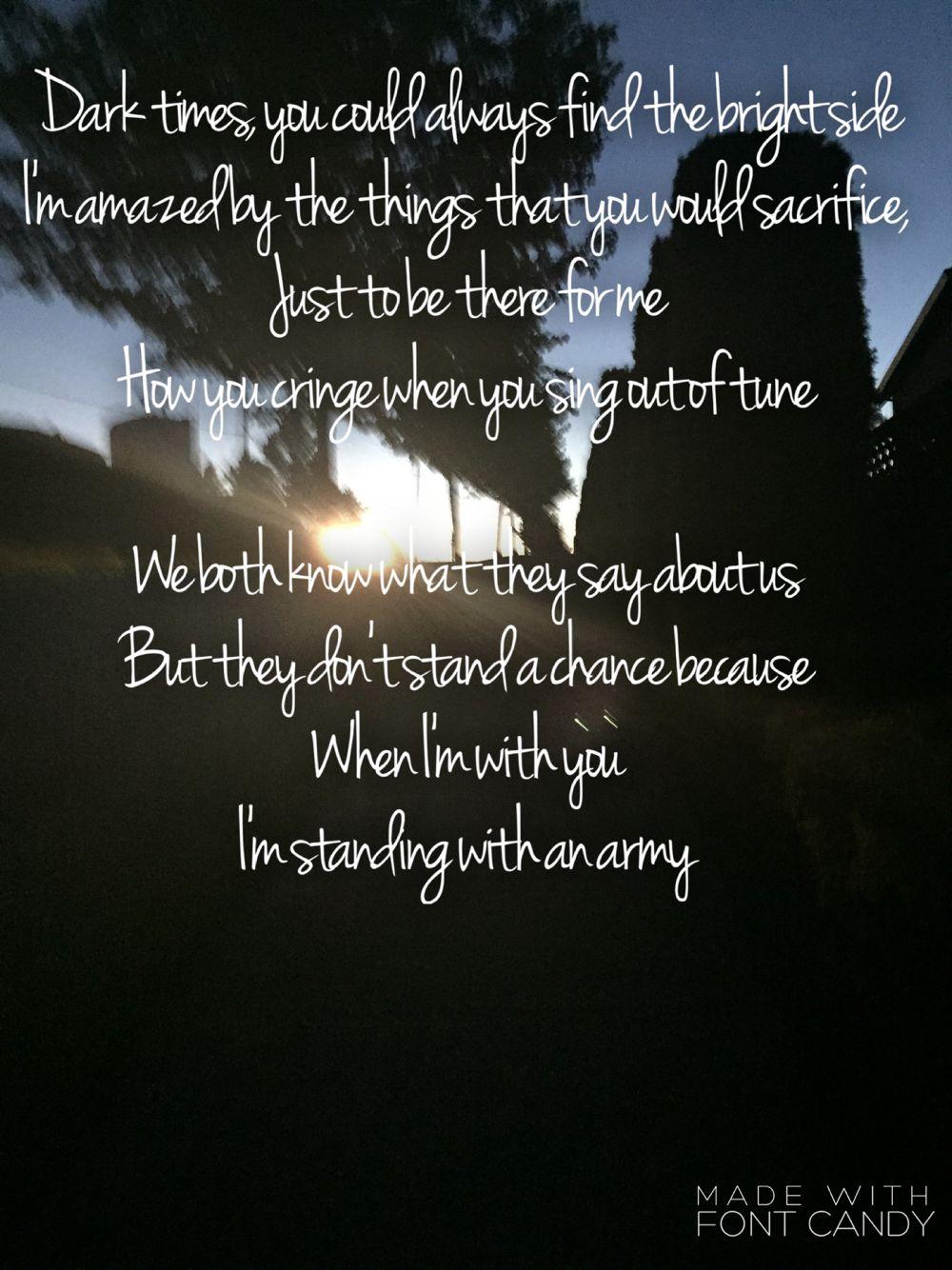 Army- Ellie Goulding | Lyrics | Pinterest | Ellie goulding ...