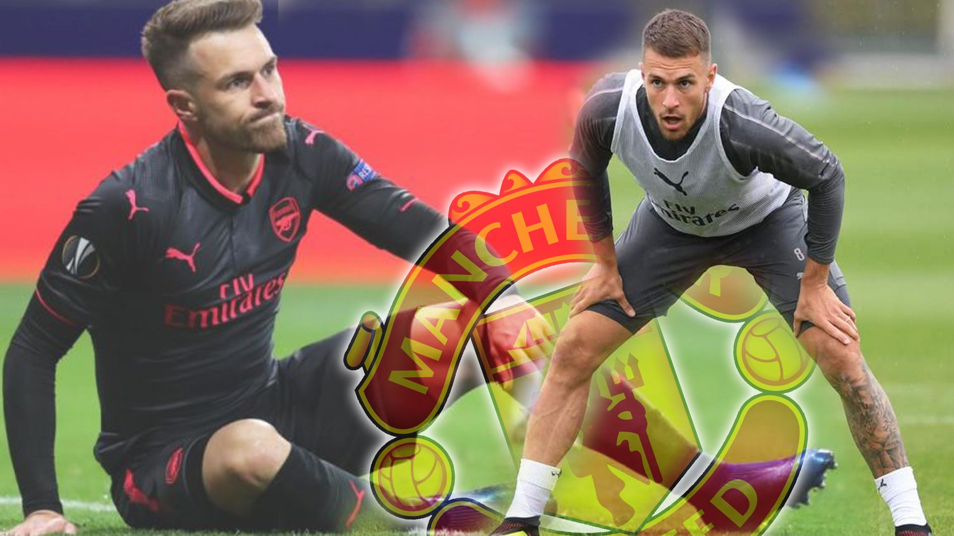 Aaron Ramsey Speaks Out On Leaving Arsenal For Manchester United Transfer Latest News Now Mufc Ars Manchester United Transfer Manchester United Manchester