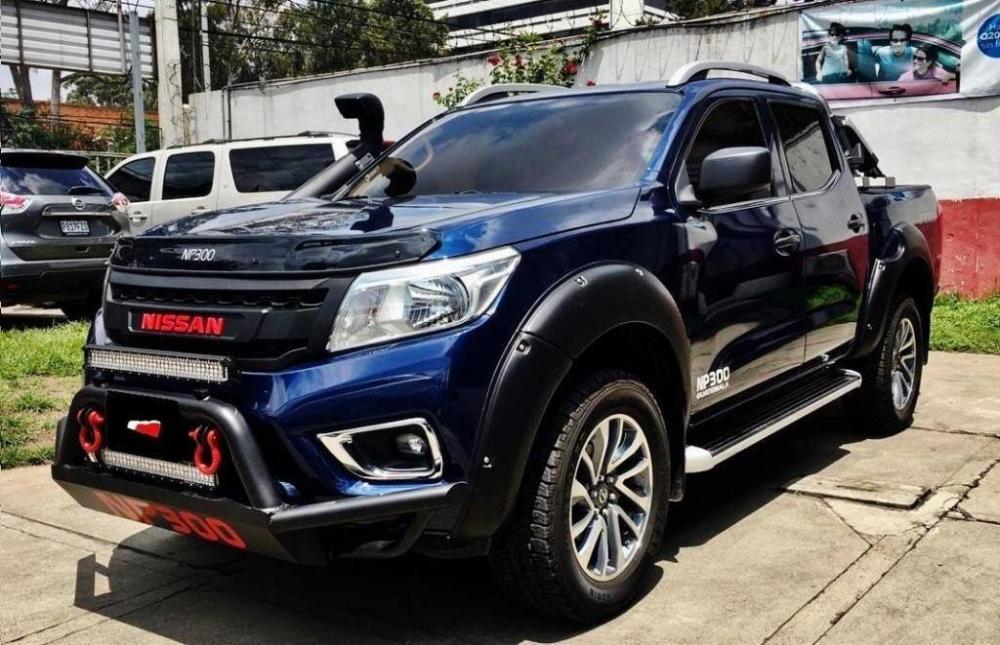 Nissan Np300 Tdi 4x4 Agencia M 2017 Venta De Carros En Guatemala