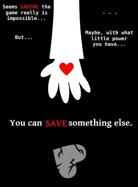 Undertale Heart Undertale Save World