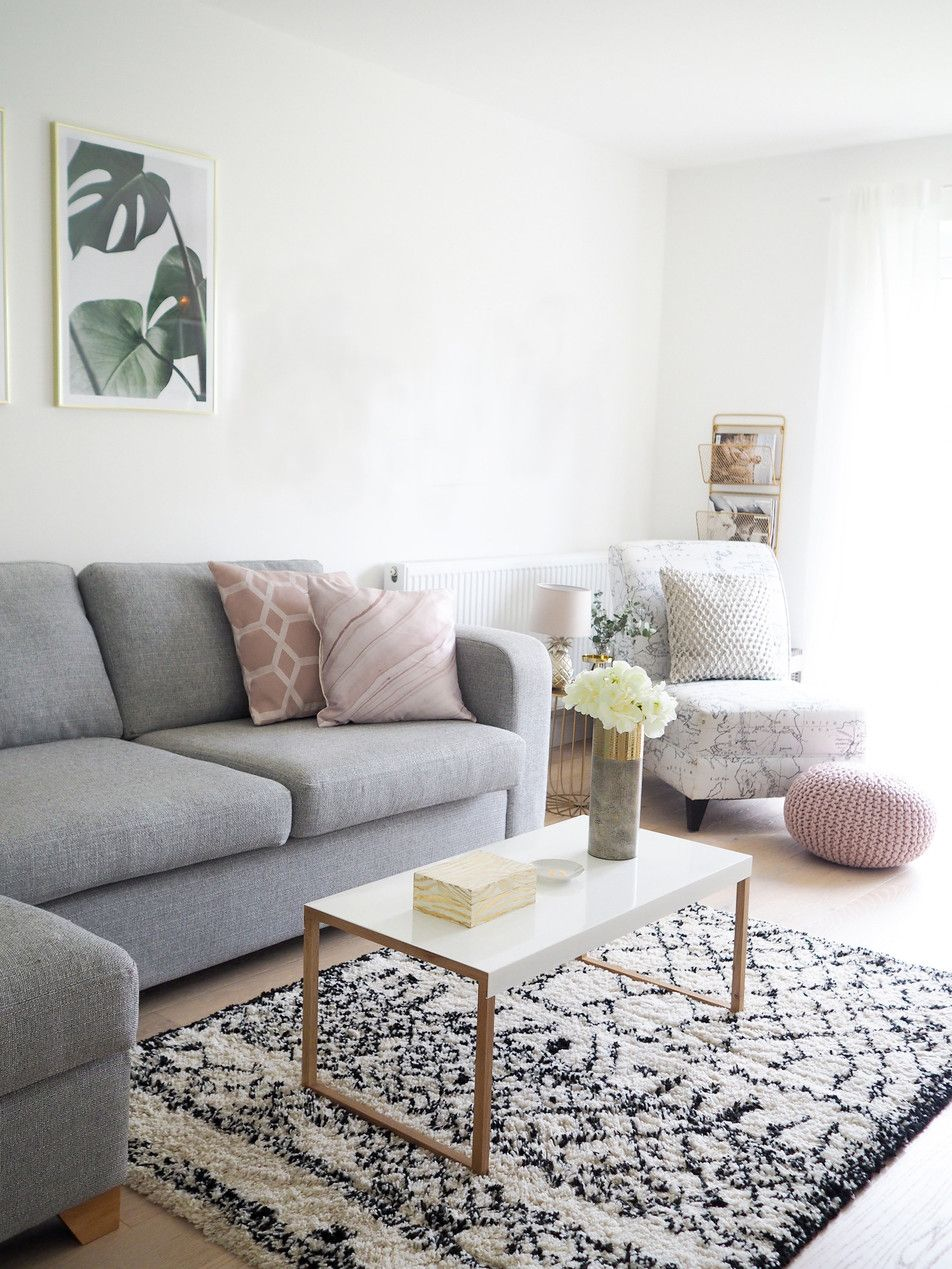 Bang On Style | English Country Garden | Living Room Decor ...
