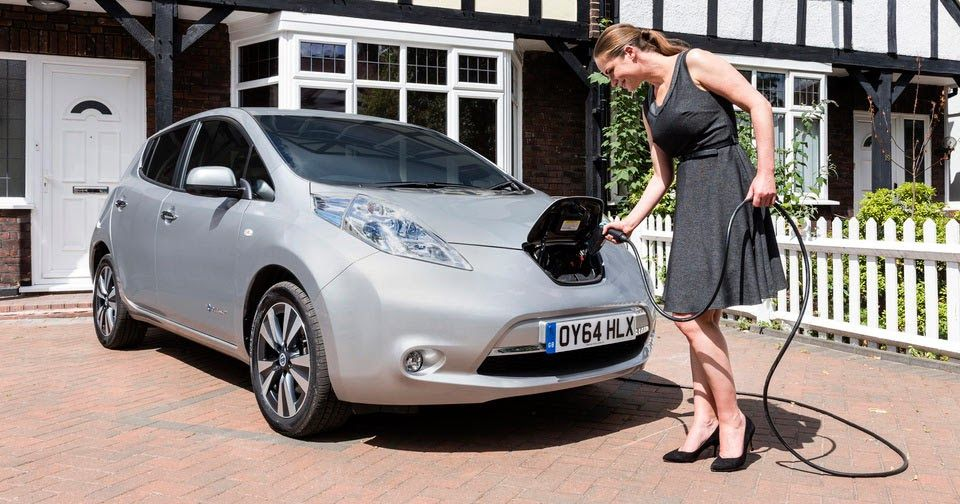 Neighborhood Of The Future Should Have Electric Car Charging Points Vehicles Reports