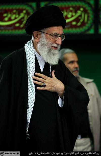 Ayatollah Sayyid Ali Khamenei Magic Spells Pride Magic