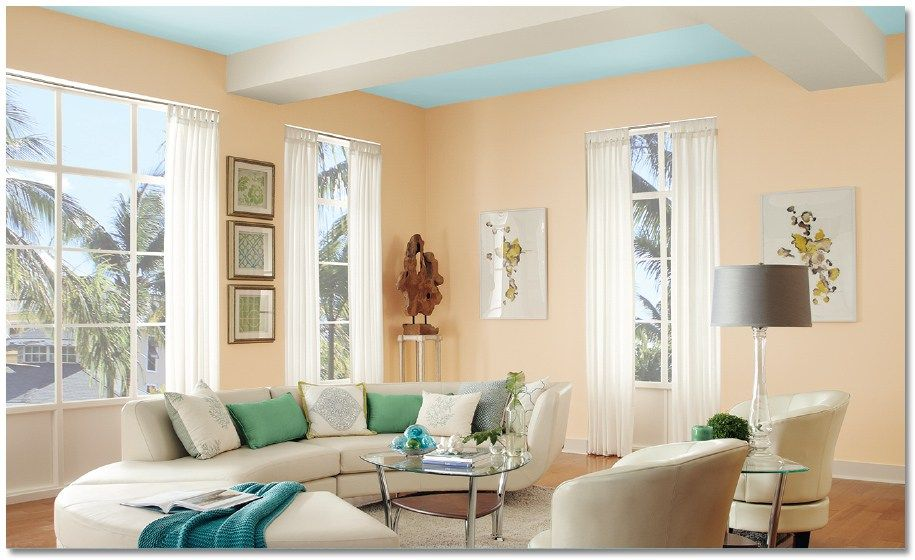 the secrets to picking the best paint color from swatches on home interior colors living room id=90989