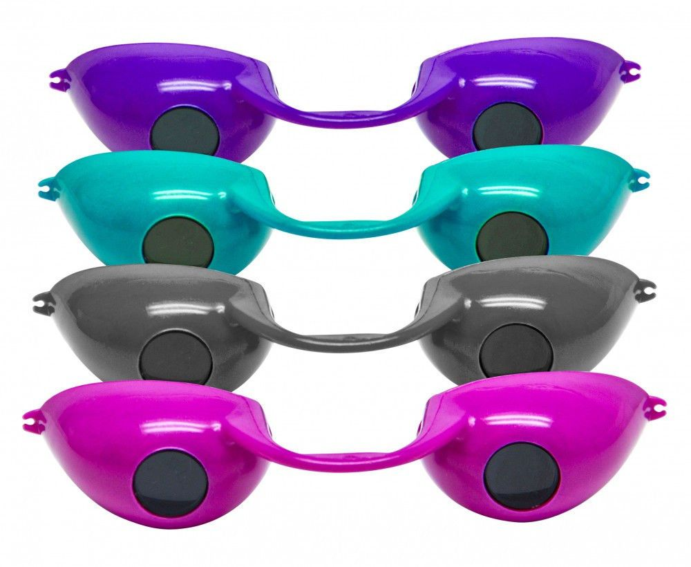 Details About Tanning Bed Eyewear Goggles California Tan Peepers